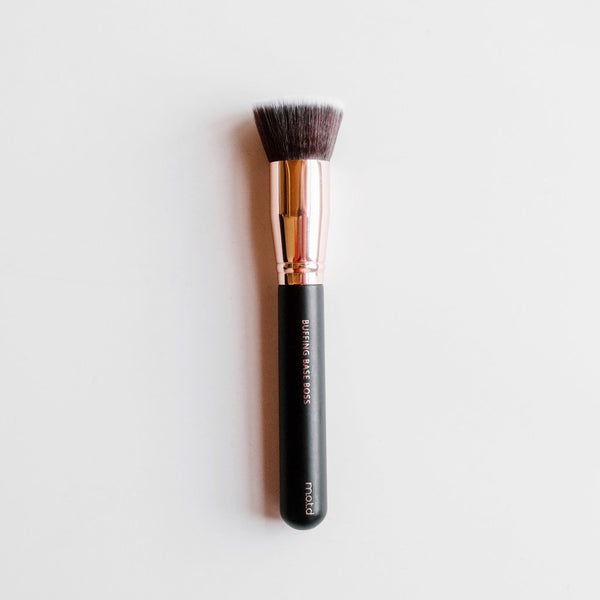 Buffing Base Boss Flat Top Kabuki Brush - Vegan Concept