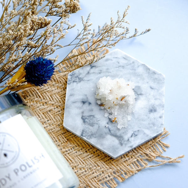 Body Polish - Citrus + Lavender - Birchrose + Co | Vegan Concept Hong Kong
