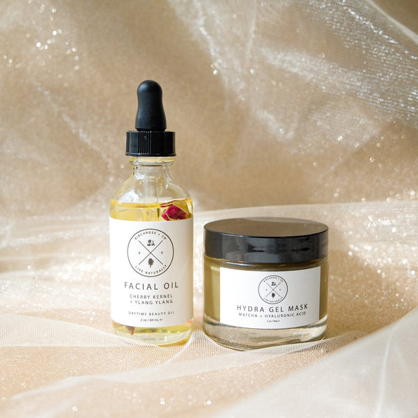 Birchrose Deep Hydrating Mask Set - Birchrose + Co | Vegan Concept Hong Kong