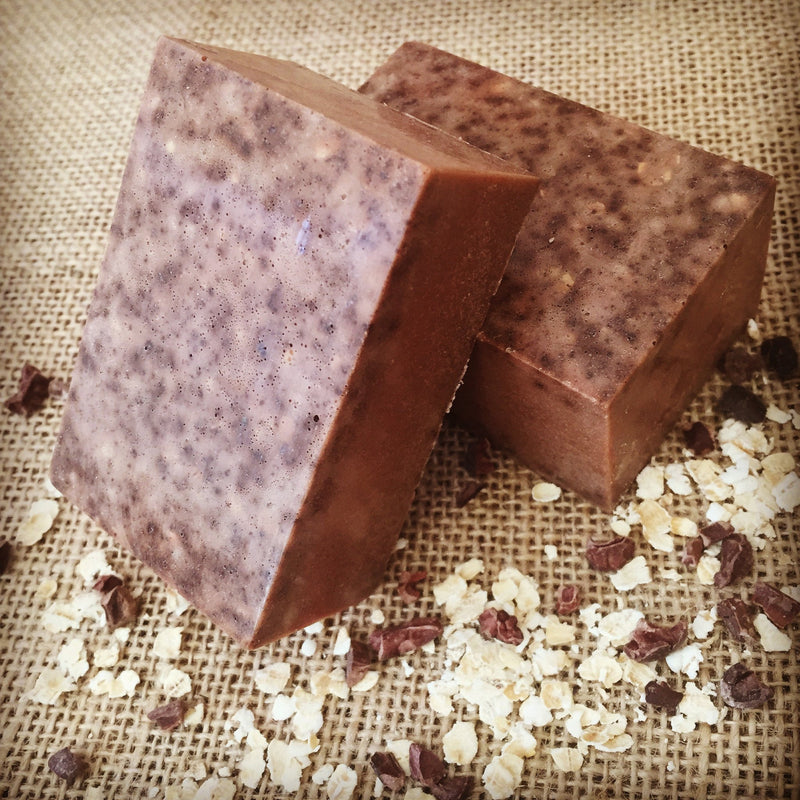 Timeless Polishing Bar - Cocoa + Coco - Vegan Concept