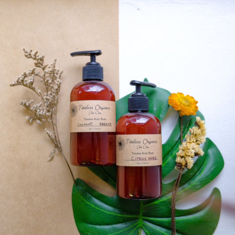 Timeless Body Wash - Timeless Organics | Vegan Concept Hong Kong