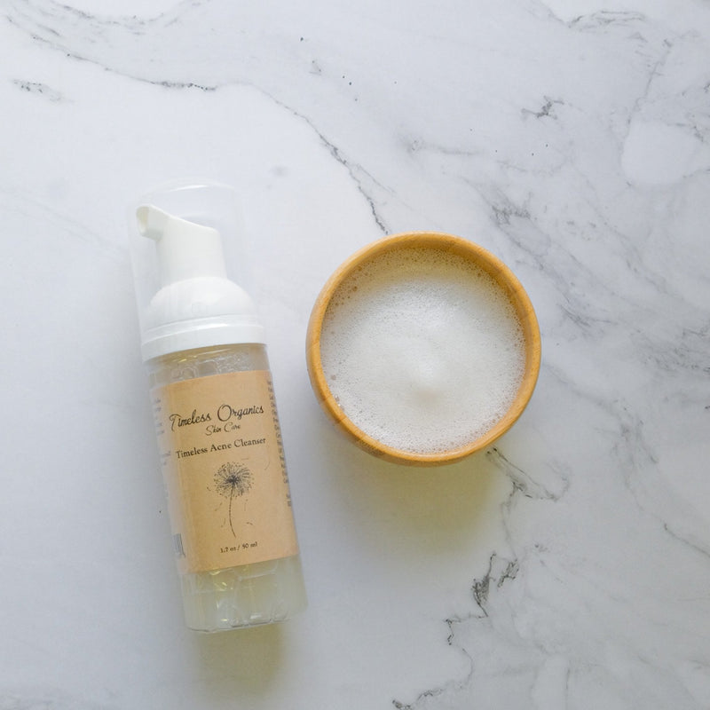 Timeless Acne Cleanser - Timeless Organics | Vegan Concept Hong Kong