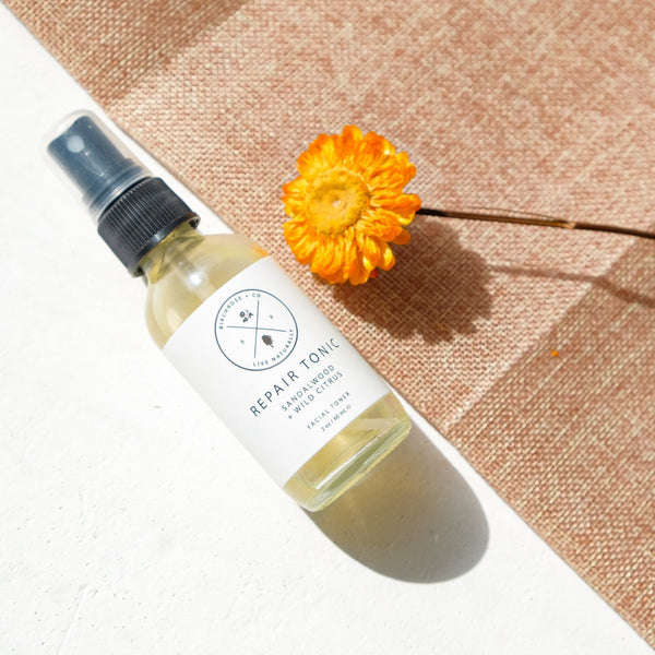 Repair Tonic - Sandalwood + Wild Citrus - Vegan Concept