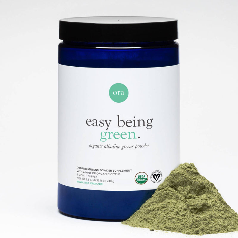 Organic Greens Powder - 240g - Vegan Concept