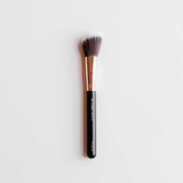 Get Cheeky With It Blush Brush - Vegan Concept