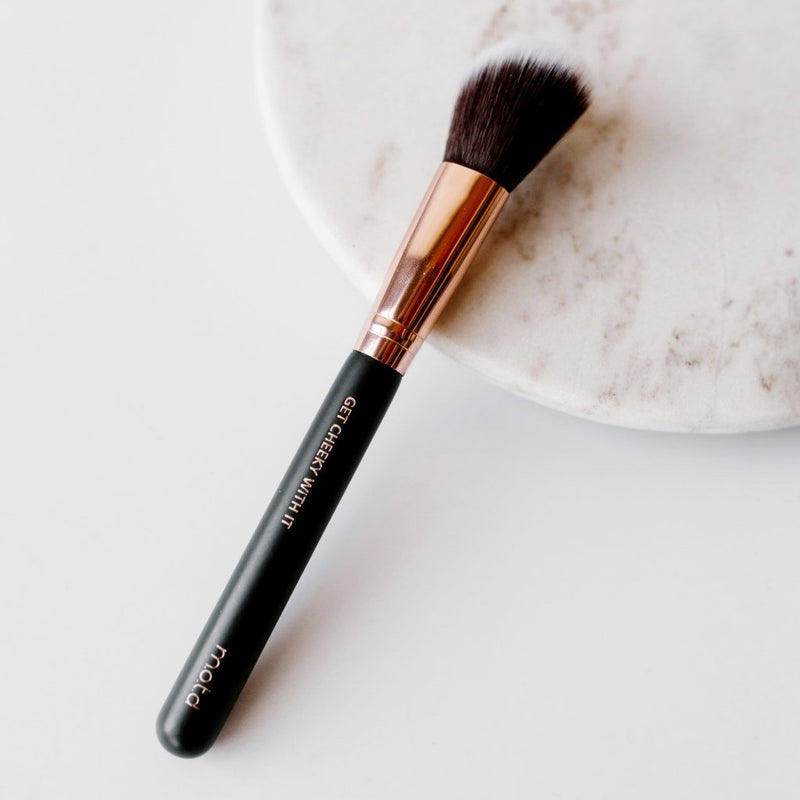 Get Cheeky With It Blush Brush - M.O.T.D Cosmetics | Vegan Concept Hong Kong