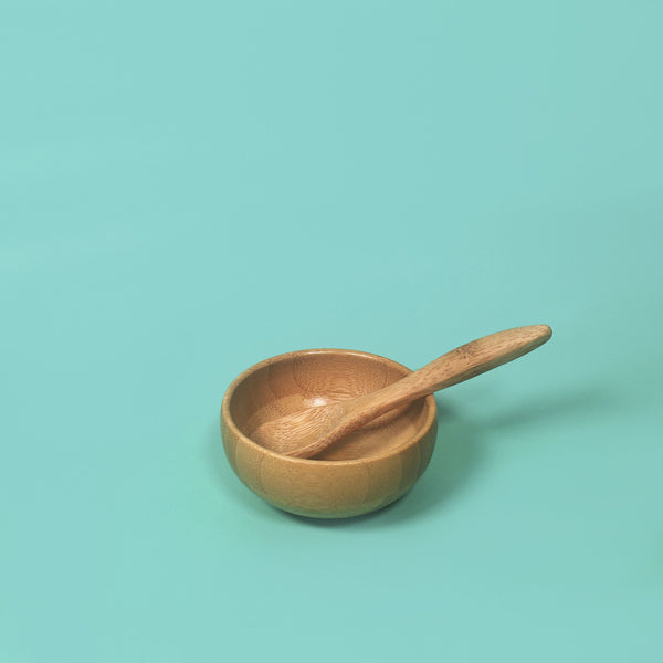 Eco-Friendly Bamboo Bowl Set - Vegan Concept | Vegan Concept Hong Kong