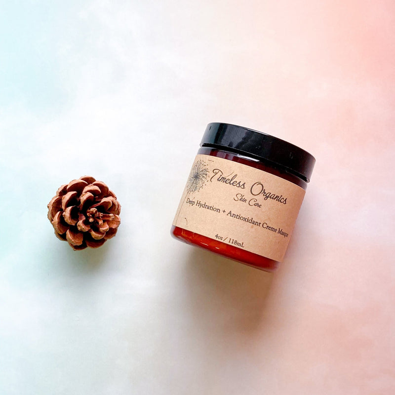 Deep Hydration + Antioxidant Creme Masque