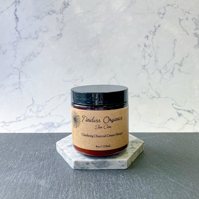 Clarifying Charcoal Creme Masque - Vegan Concept