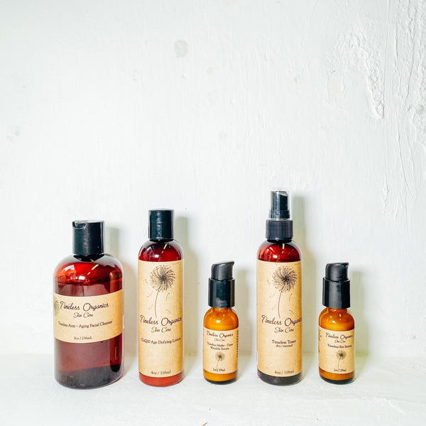 Anti-Aging Value Set - Timeless Organics | Vegan Concept Hong Kong