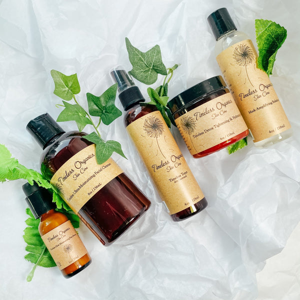 Ultra-Hydrating Detox Set - Timeless Organics | Vegan Concept Hong Kong