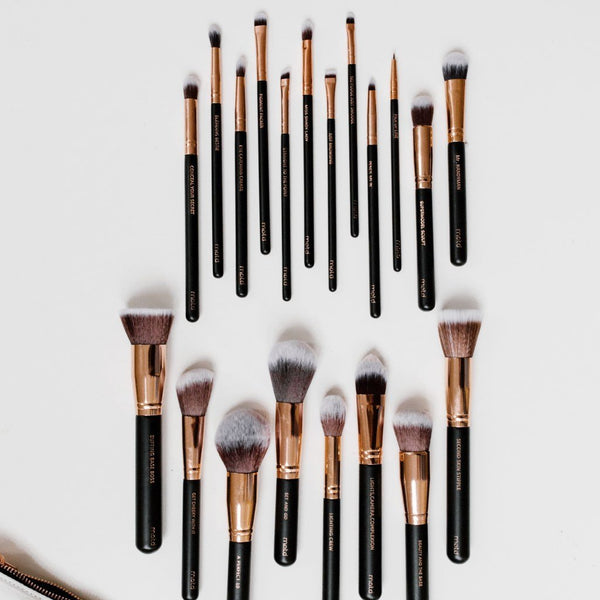 Pro Makeup Brush Collection - Vegan Concept