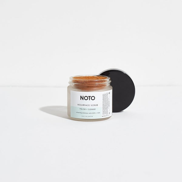 Resurface Scrub (To be opened by 1 Aug 2020) - Noto Botanics | Vegan Concept Hong Kong
