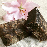 Timeless Raw African Black Soap - Vegan Concept
