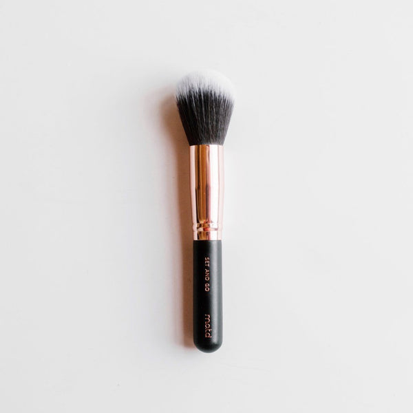 Set And Go Powder Brush - M.O.T.D Cosmetics | Vegan Concept Hong Kong