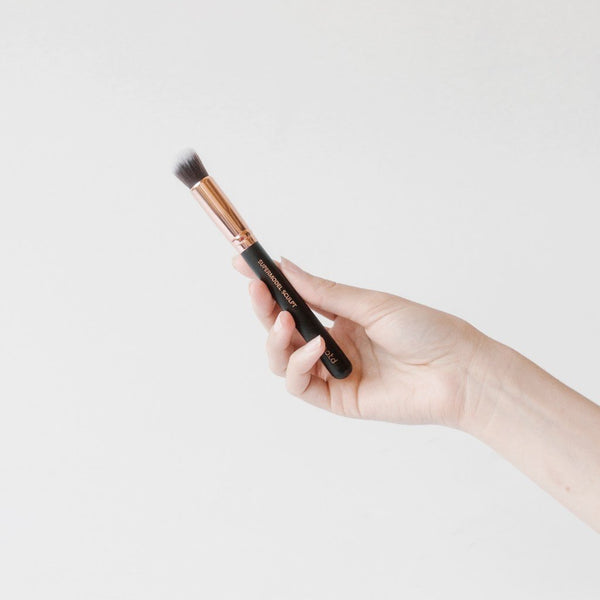 Supermodel Sculpt Contour And Highlight Brush - M.O.T.D Cosmetics | Vegan Concept Hong Kong