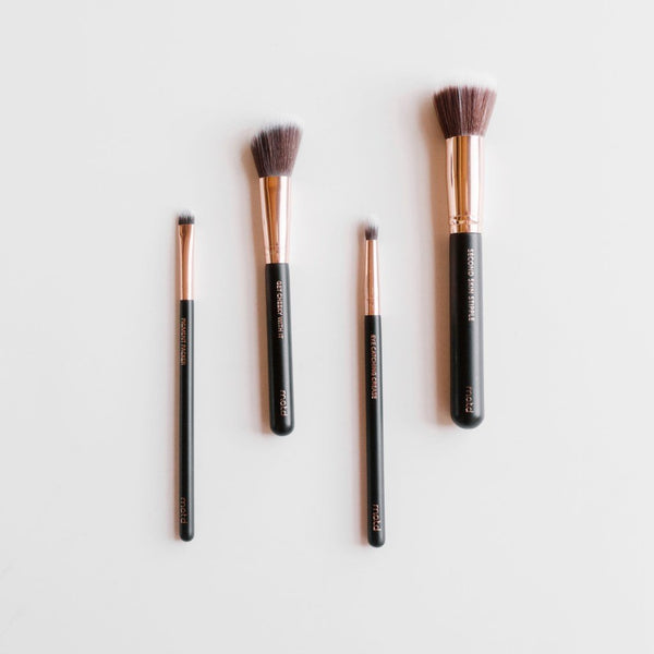 Wanderlust Travel Makeup Brush Set - M.O.T.D Cosmetics | Vegan Concept Hong Kong
