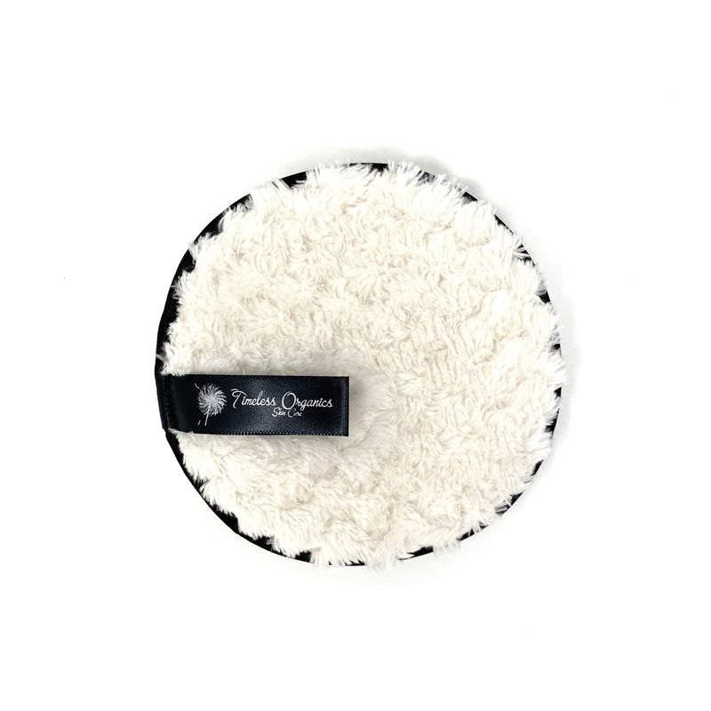 Reusable Makeup Remover Pad - White