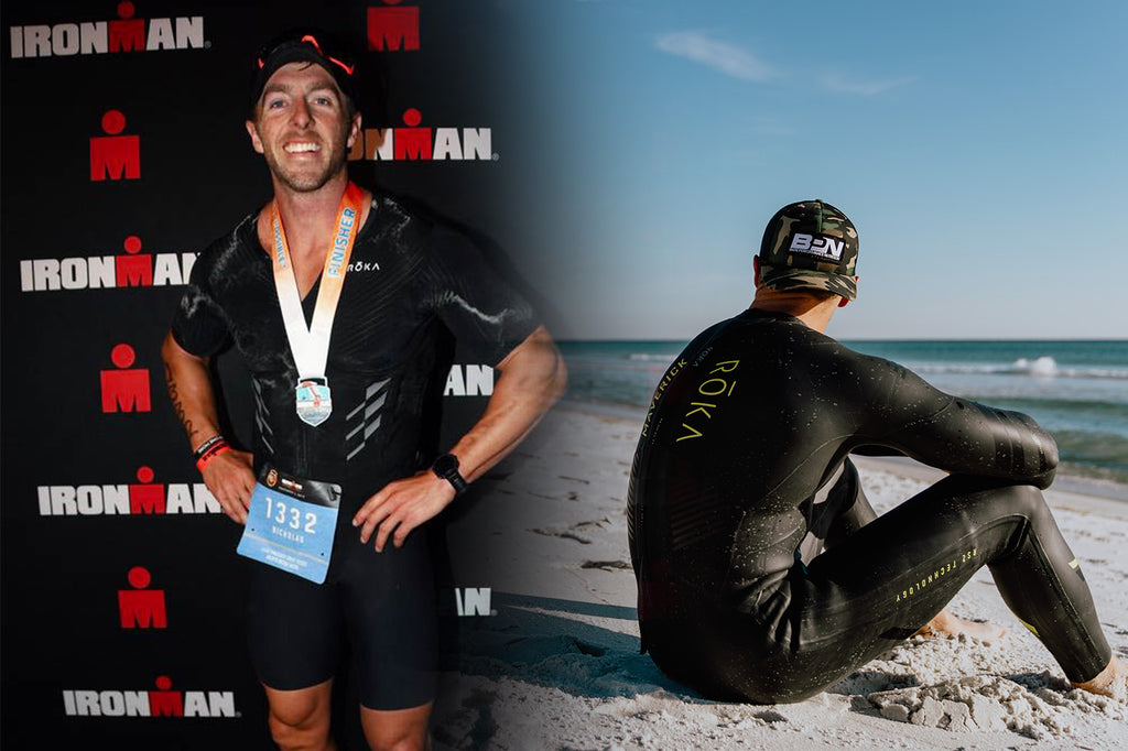 Nick Bare's Ironman Race Day Recap