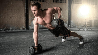 4 Of The Best Muscle Building Workouts