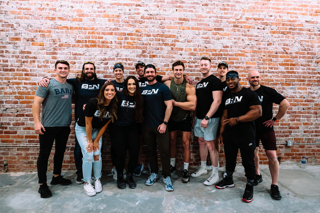 Bare Performance Nutrition X Los Angeles, CA Pop-Up Shop