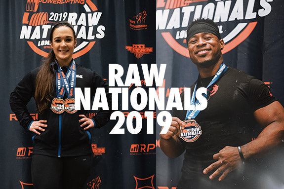 Amanda Lawrence & Russel Orhii Become Champs at Raw Nationals 2019