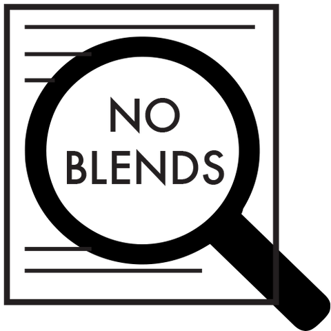 No Blends Logo