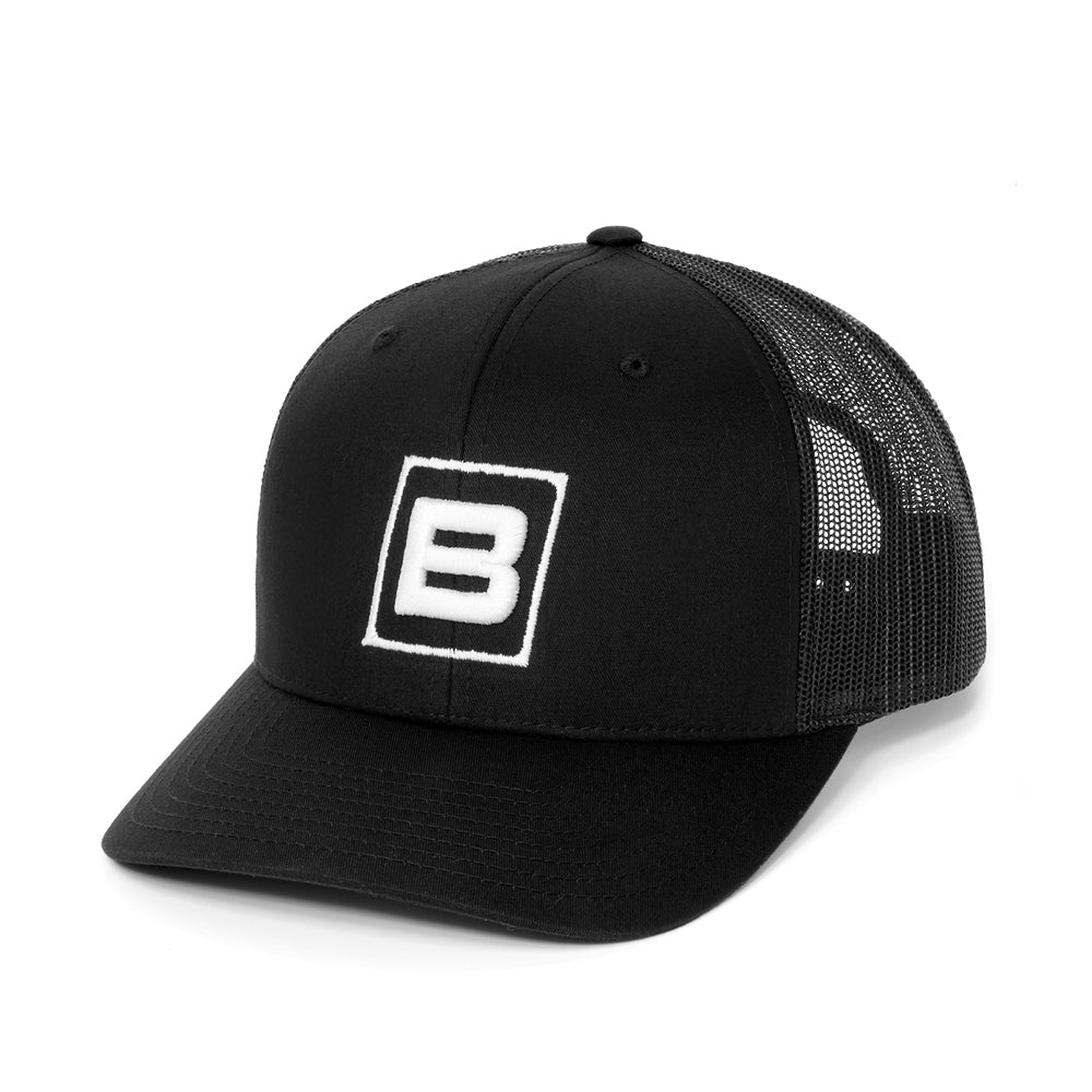 Black Badge Snapback Hat