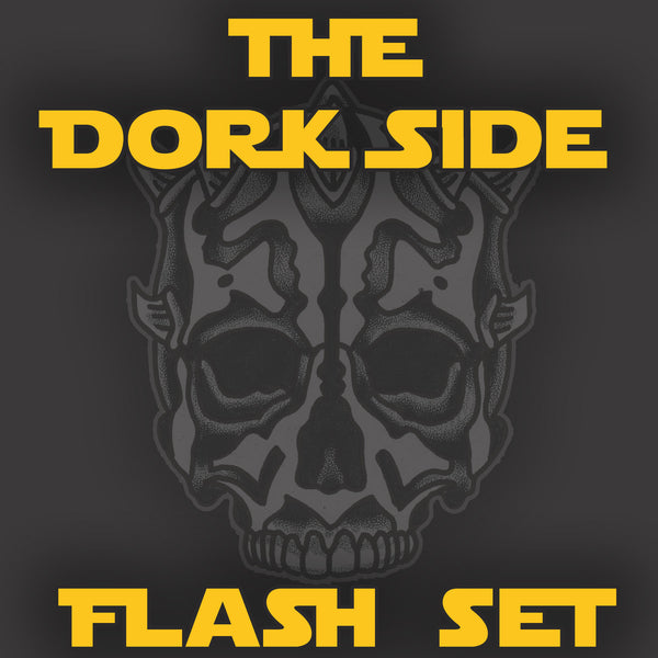"NEW! ""The Dork Side"" Series"
