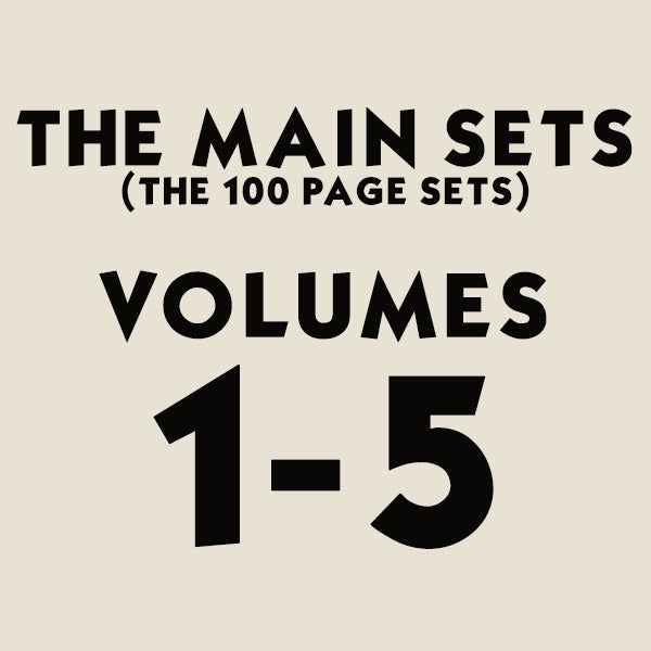 The 100 Page Sets