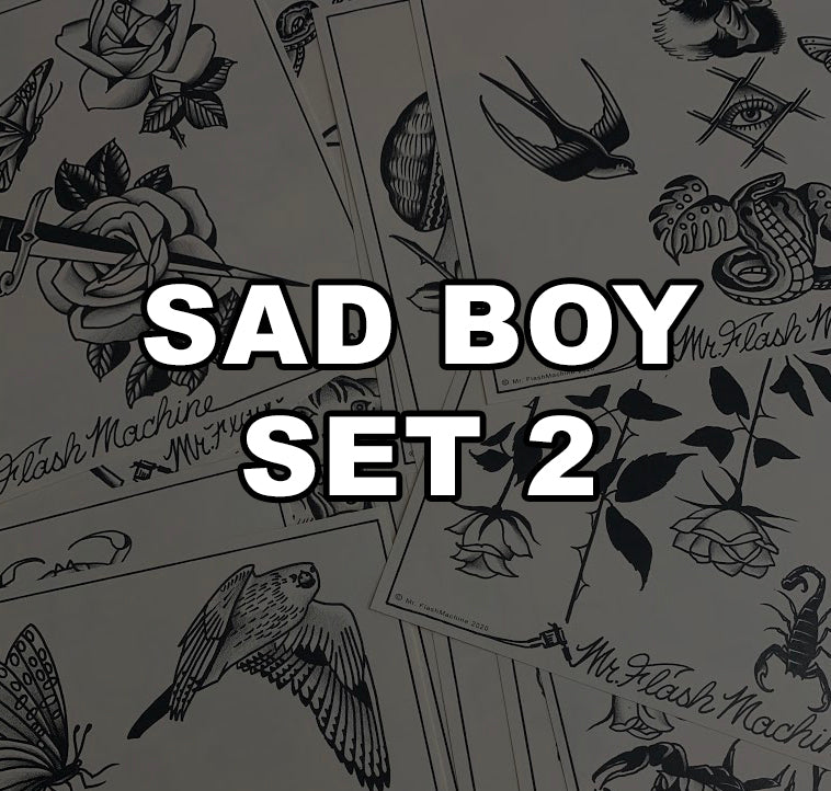 NEW Sad Boy Set 2