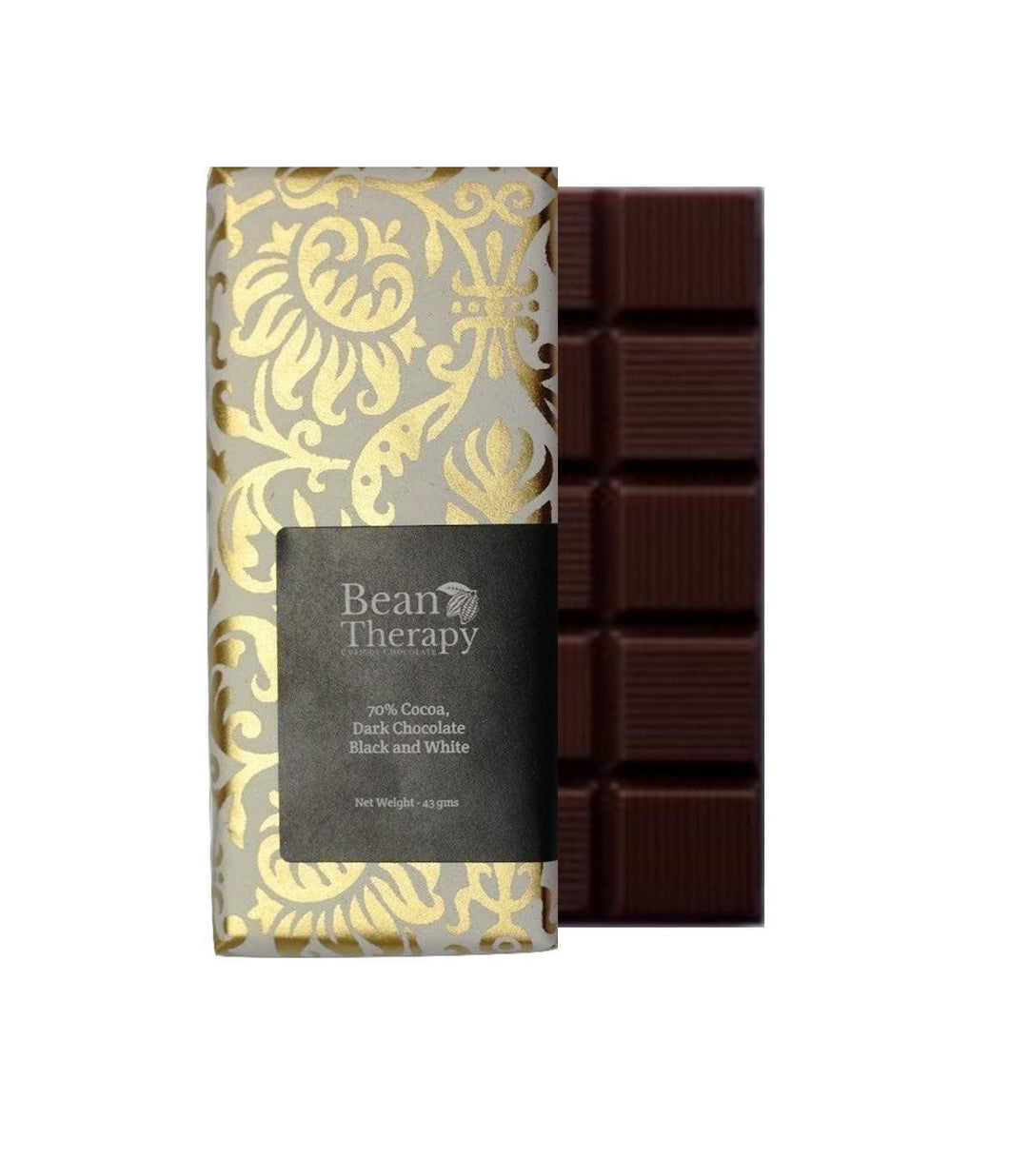 Black and White - Bean Therapy Chocolate