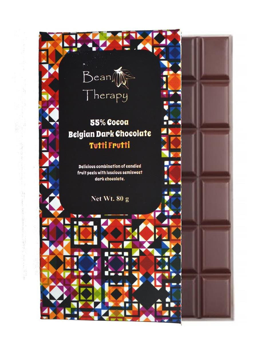 Tutti Frutti - Bean Therapy Chocolate