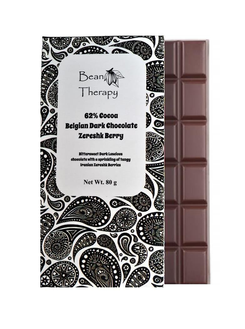 Zereshk Berry - Bean Therapy Chocolate