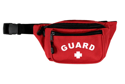 Hip Pack with Guard Logo
