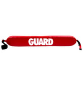 "40"" RESCUE TUBE WITH WITH PLASTIC CLIPS & GUARD LOGO"