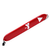 "40"" YMCA RESCUE TUBE WITH WITH PLASTIC CLIPS & GUARD LOGO"