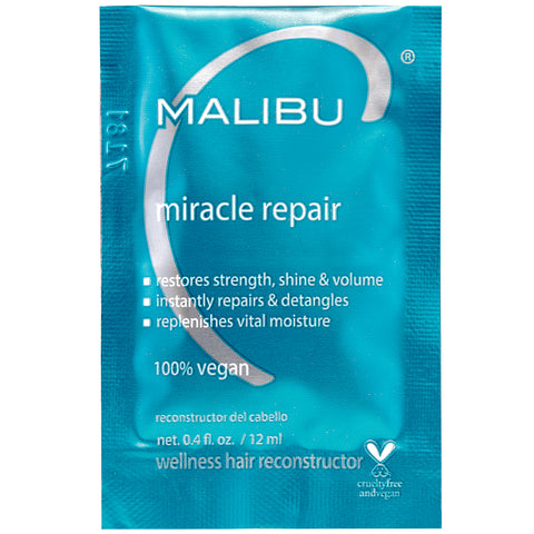 Malibu C Swimmers Wellness Miracle Repair Packet