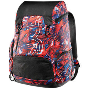 TYR ALLIANCE 45L BACKPACK-MERCURY RISING PRINT