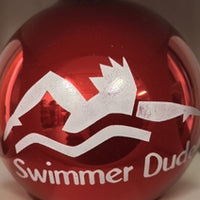Swimming Ornaments