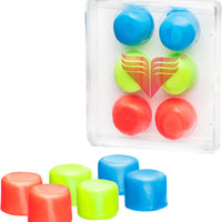 Youth Multi-Color Silicone Ear Plugs