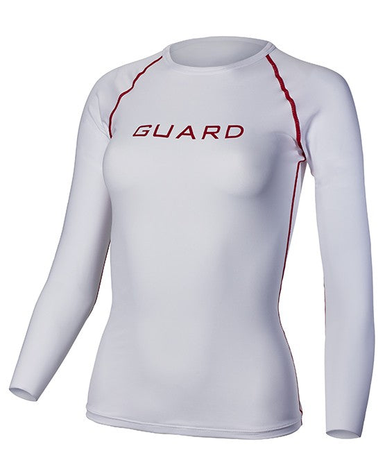 TYR GUARD WOMEN'S LONG SLEEVE RASHGUARD