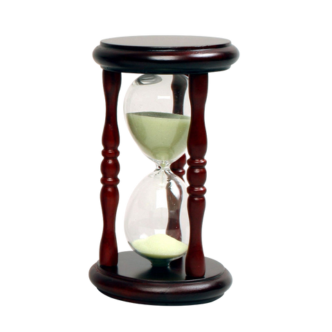 Classic Hourglass Sand Timer - 5 Minute