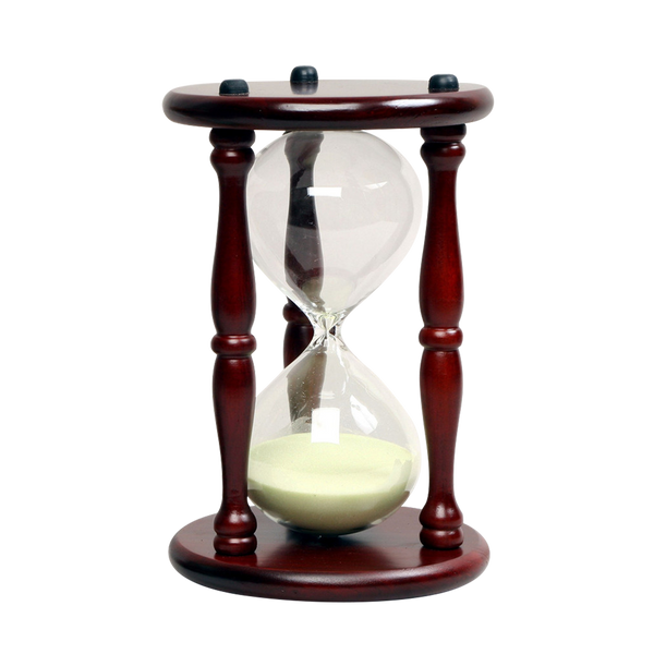 Classic Hourglass Sand Timer - 30 Minute