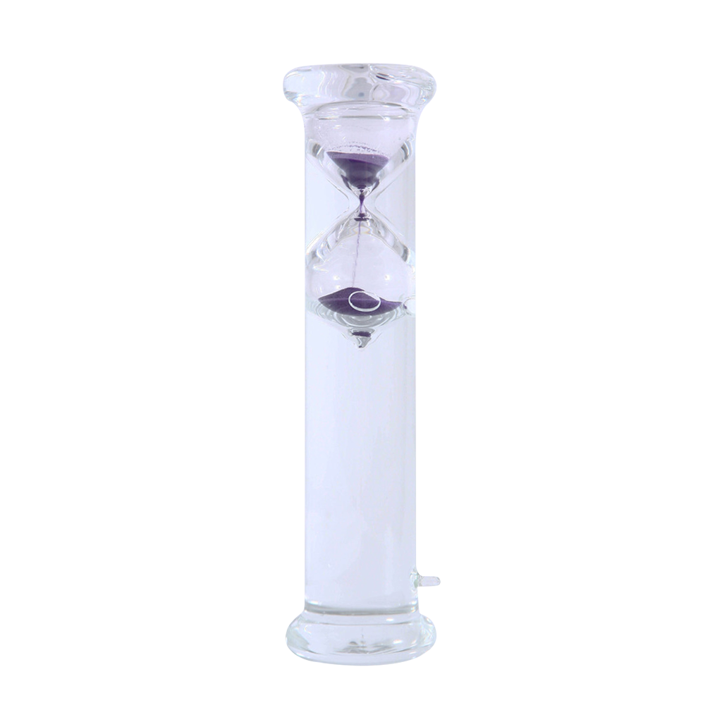 3 Minute Newton Gravity Timer Purple - 10 inch