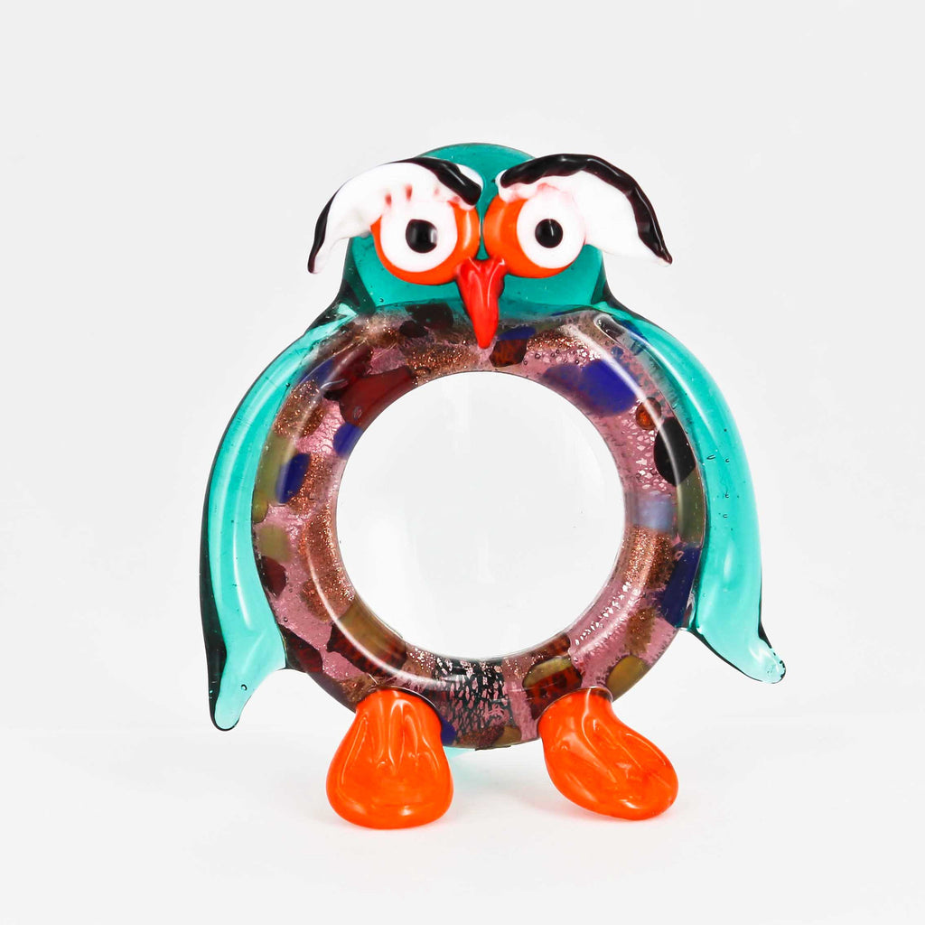 Magnifying Glass - Owl Shape