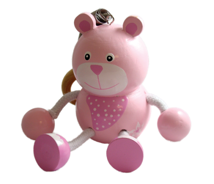 Bear Bouncy Buddies - 3.75""