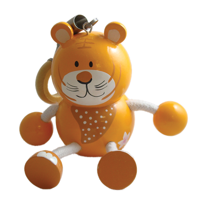 Cat Bouncy Buddies - 3.75""