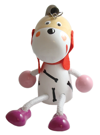 Dog Bouncy Buddies - 3.75""
