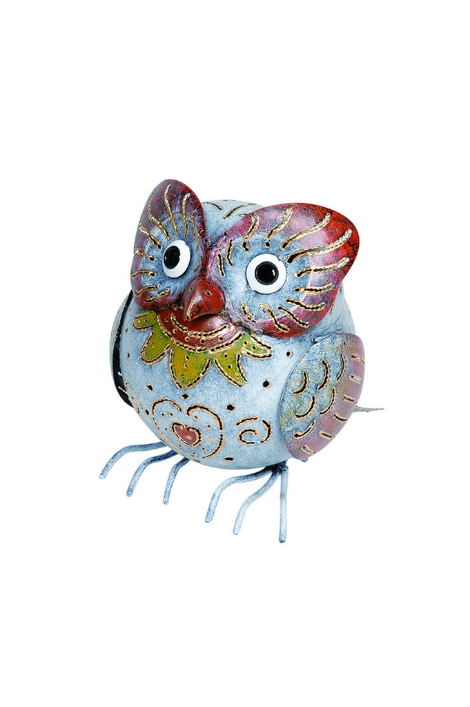 "Home And Garden Decor ""Snow Owl"""